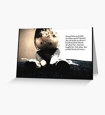 The Eleventh. Greeting Card