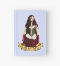 Ruby Hardcover Journal