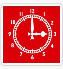Highbury Clock End Sticker