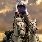 The Horsewoman by Brian Tarr