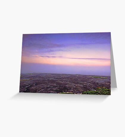 Sullivan Rock - Western Australia  Greeting Card