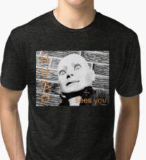 Hugo Sees You Tri-blend T-Shirt