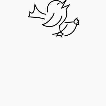 Sleepwalking chick by JuhoL