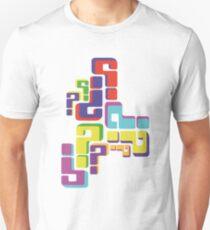 colourful questions Unisex T-Shirt