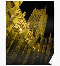 Cathedral Organ Poster