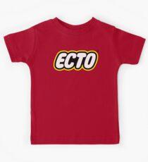 LEGO x ECTO logo v2 Kids Tee