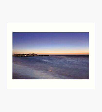 Trigg Beach At Dusk  Art Print