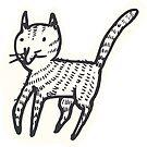 Stripey Cat by johanneVN