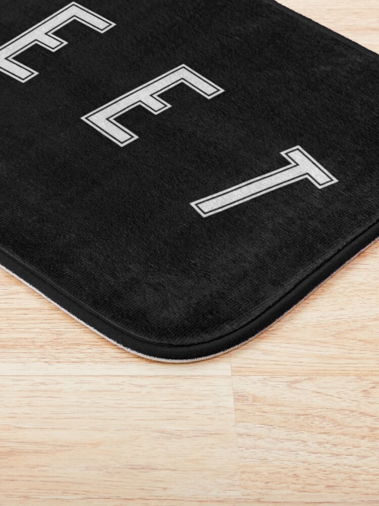 Alternate view of YEET Bath Mat