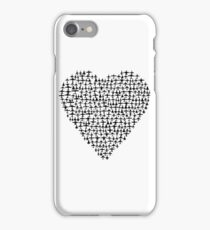 Heart - Airplane / Fighter Jets iPhone Case/Skin