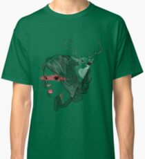 deer girl Classic T-Shirt