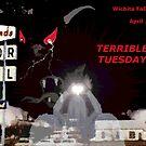 Terrible Tuesday Tornado Graphic by Retroman76