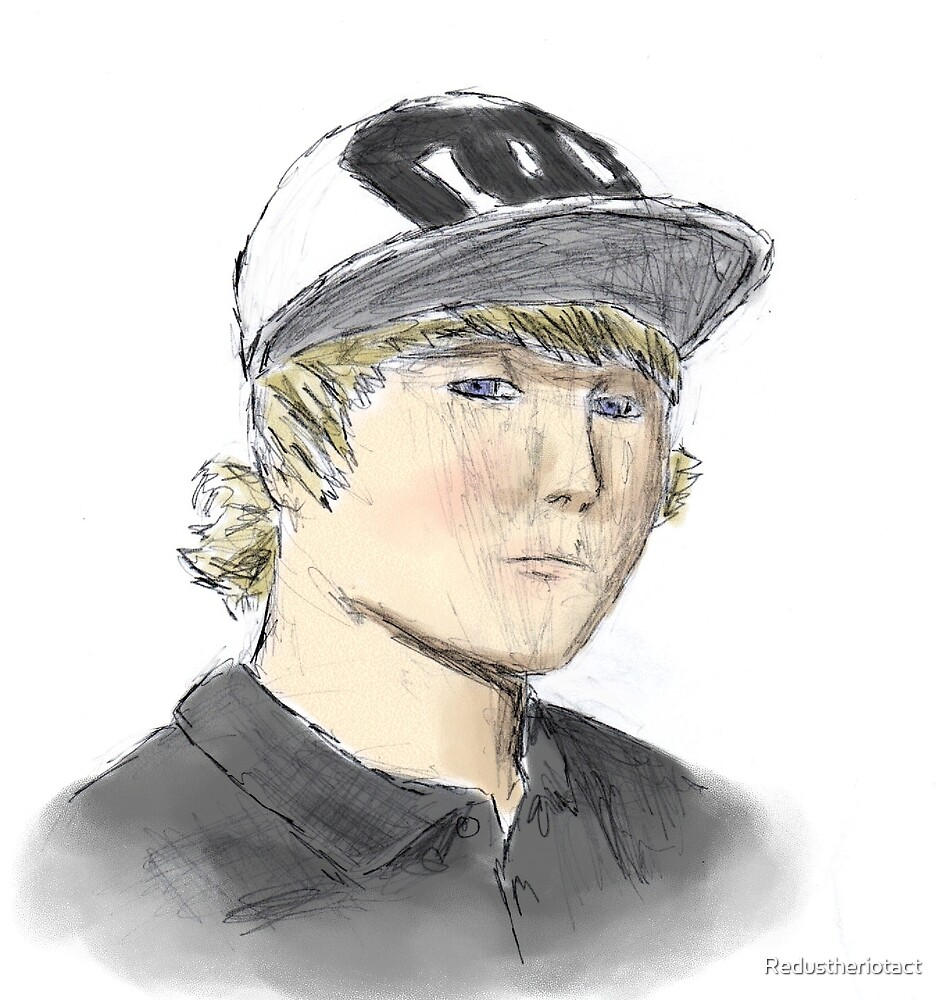 Justin's Pic by Redustheriotact