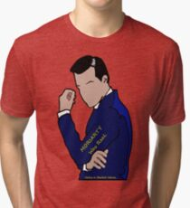 Moriarty Was Real... Tri-blend T-Shirt