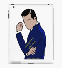 Moriarty Was Real... iPad Case/Skin
