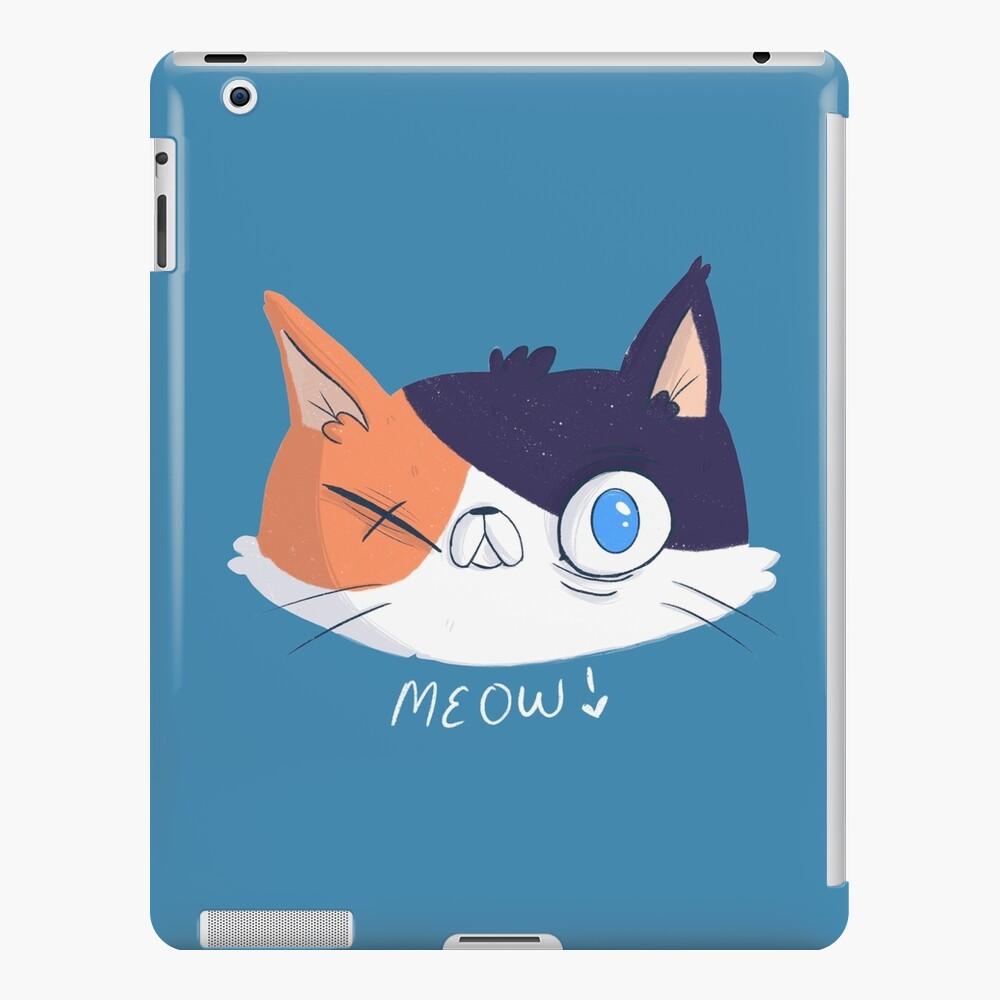 CatSteven iPad Case & Skin