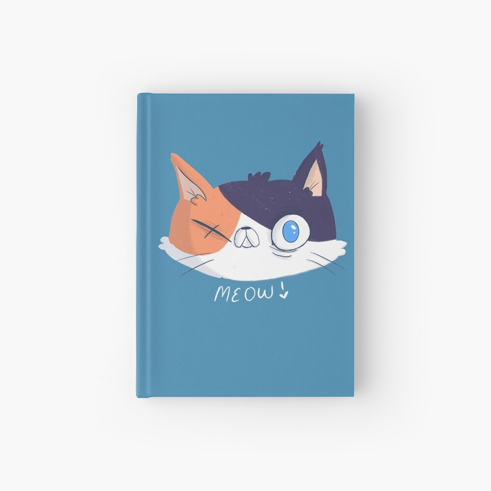 CatSteven Hardcover Journal