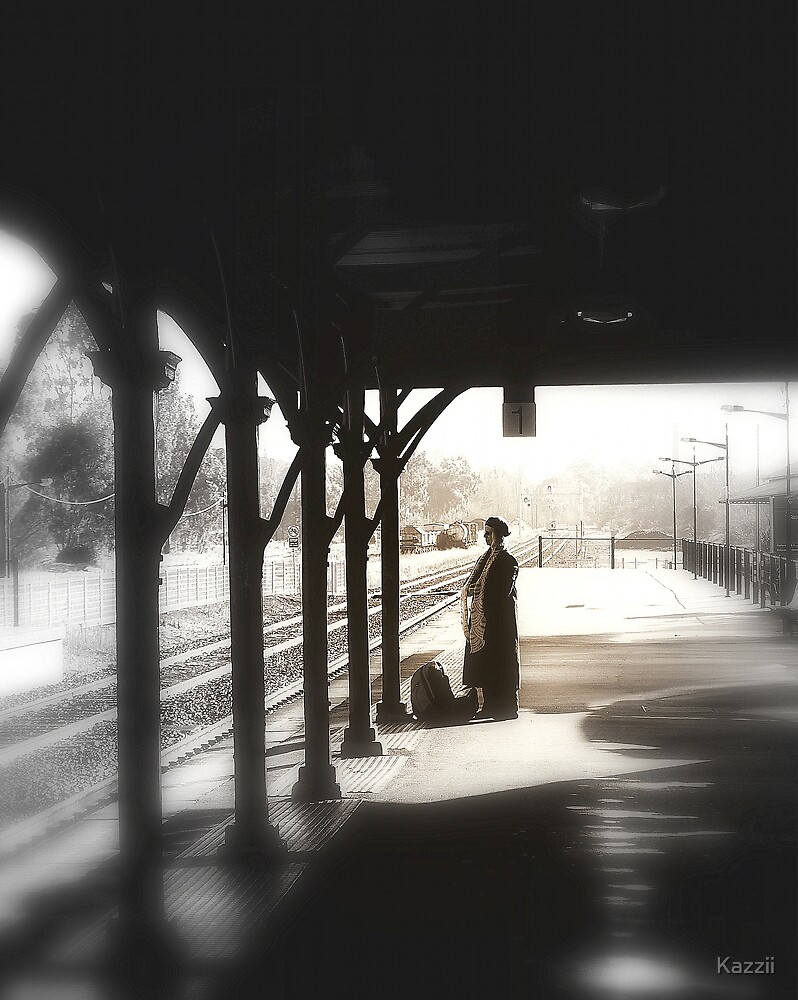 Stationary by Kazzii