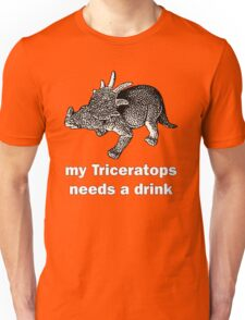 My Triceratops needs a drink T-Shirt