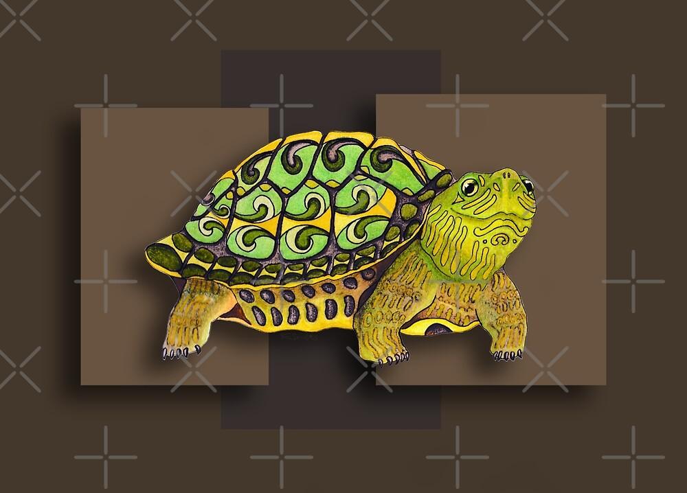 Turtle Totem by Free-Spirit-Meg