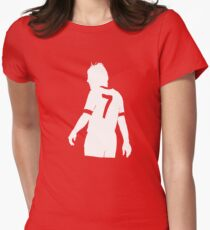 And could the King Play! Womens Fitted T-Shirt