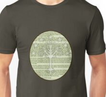 Lord of the Rings - Return of the King - White tree of Gondor Unisex T-Shirt