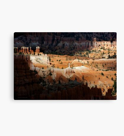Do You Believe in Magic ~ Bryce Canyon, Utah USA Canvas Print
