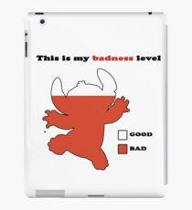 Stitch Badness iPad Case/Skin