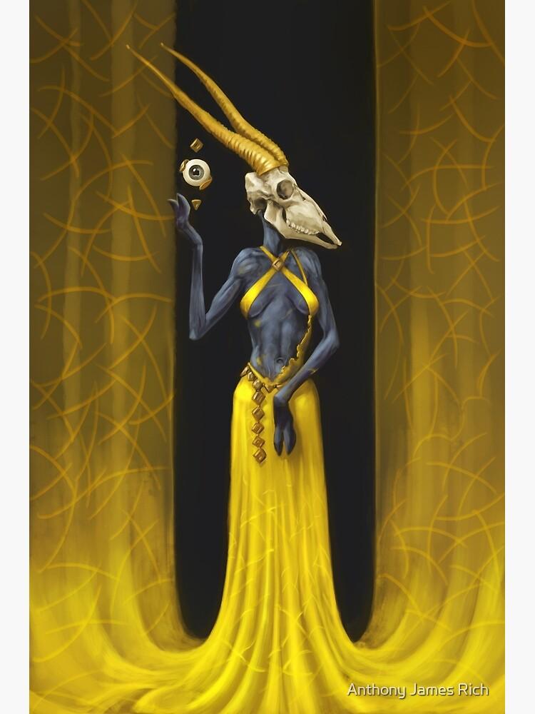 Hathorn   Digital Illustration by AJRart