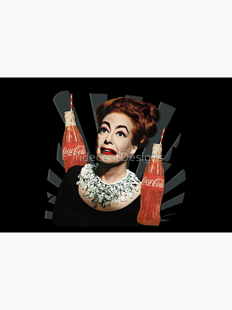 Joan Crawford Coca-Cola by IndecentDesigns