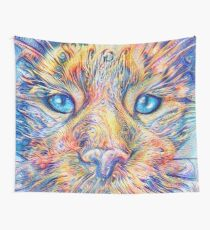 DeepDreamed Wall Tapestry