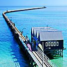 Busselton Jetty by JuliaKHarwood