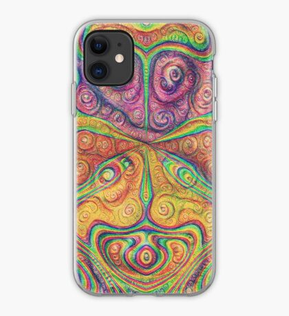 Alien deep dreams iPhone Case