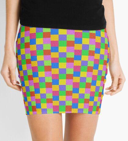 Deep Dreaming of a Color World 2K 2 Mini Skirt
