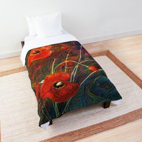 Poppies Comforter