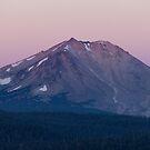 Dawn at Mt Lassen by rakosnicek