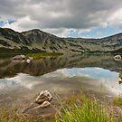 Mountain Lake by fos4o