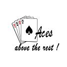 Aces Above the Rest  by Leatherwood   Design