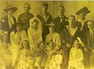 Wedding Group 1918 by sweeny