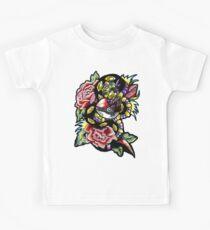 Seviper-pokemon tattoo collaboration Kids Clothes
