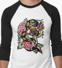 Seviper-pokemon tattoo collaboration Men's Baseball ¾ T-Shirt