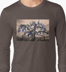 Protected from all evil eyes (Wish Tree) Long Sleeve T-Shirt