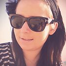self portrait. by Jenna Harder
