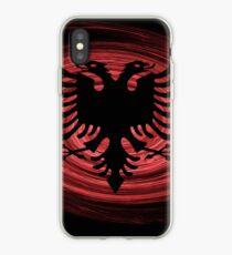 Albania Twirl iPhone Case