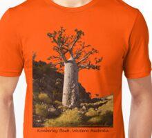 Kimberley Boab Tree Unisex T-Shirt