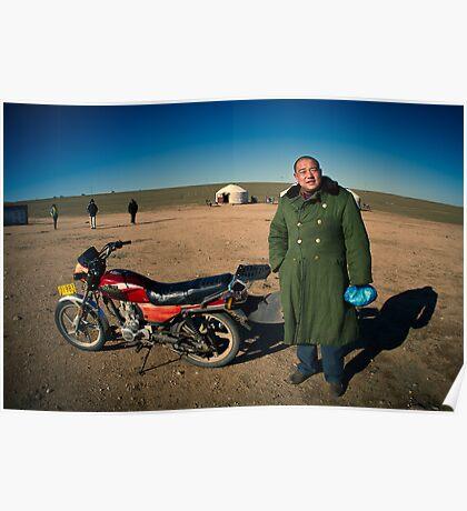 Mongolia ...... Poster