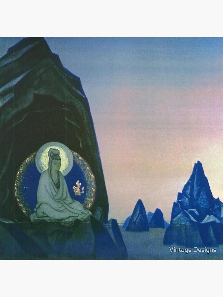 Agni Yoga  - Nicholas Roerich by Geekimpact