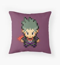 Koga Overworld Sprite: HGSS Throw Pillow