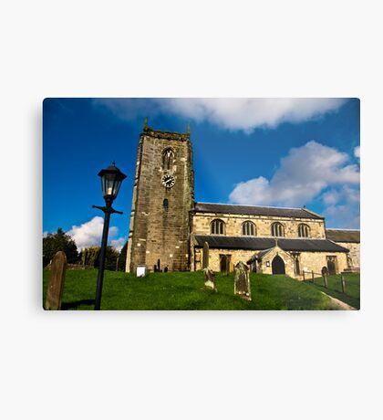 All Saints Church - Nafferton, East Yorkshire Metal Print