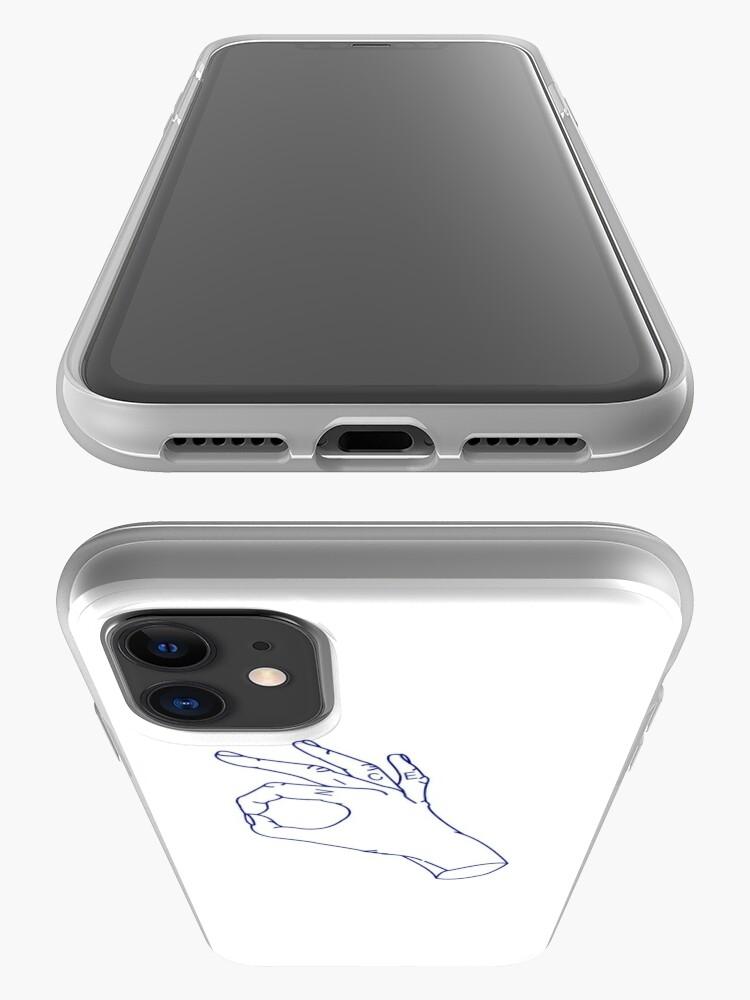 Alternative Ansicht von nette Hände iPhone-Hülle & Cover